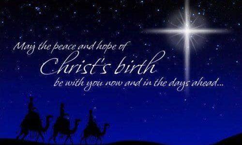 Christmas Eve Midnight Communion
