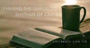 Take my Yoke – Unforced Rhythms of Grace