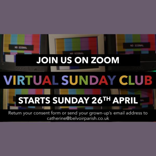 Virtual Sunday School