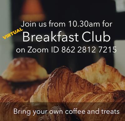 Virtual Breakfast Club