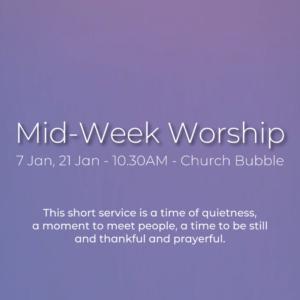 Mid-week Worship