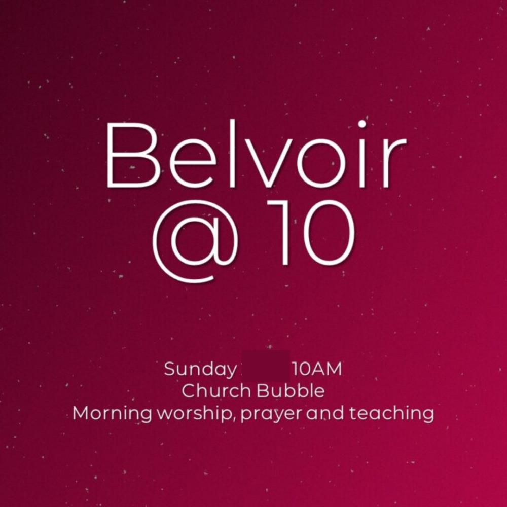 Belvoir @ 10