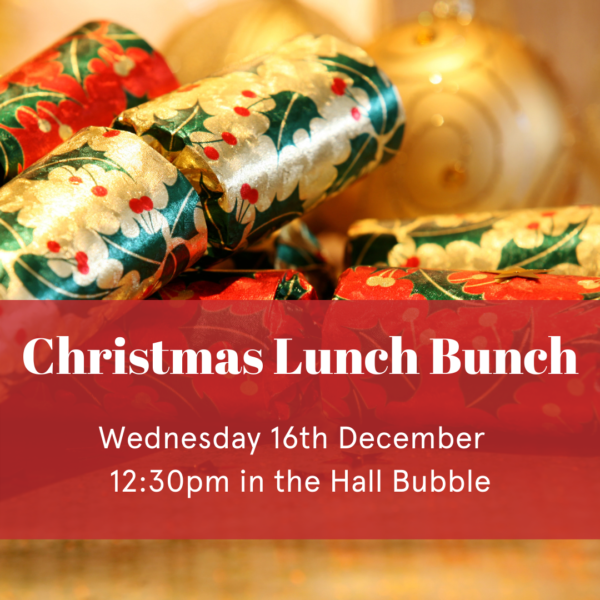 Christmas Lunch Bunch