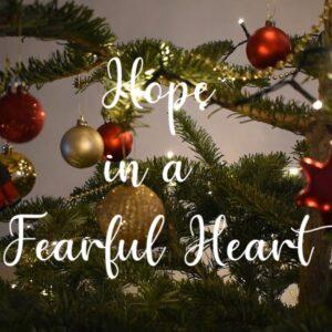 Hope in a Fearful Heart