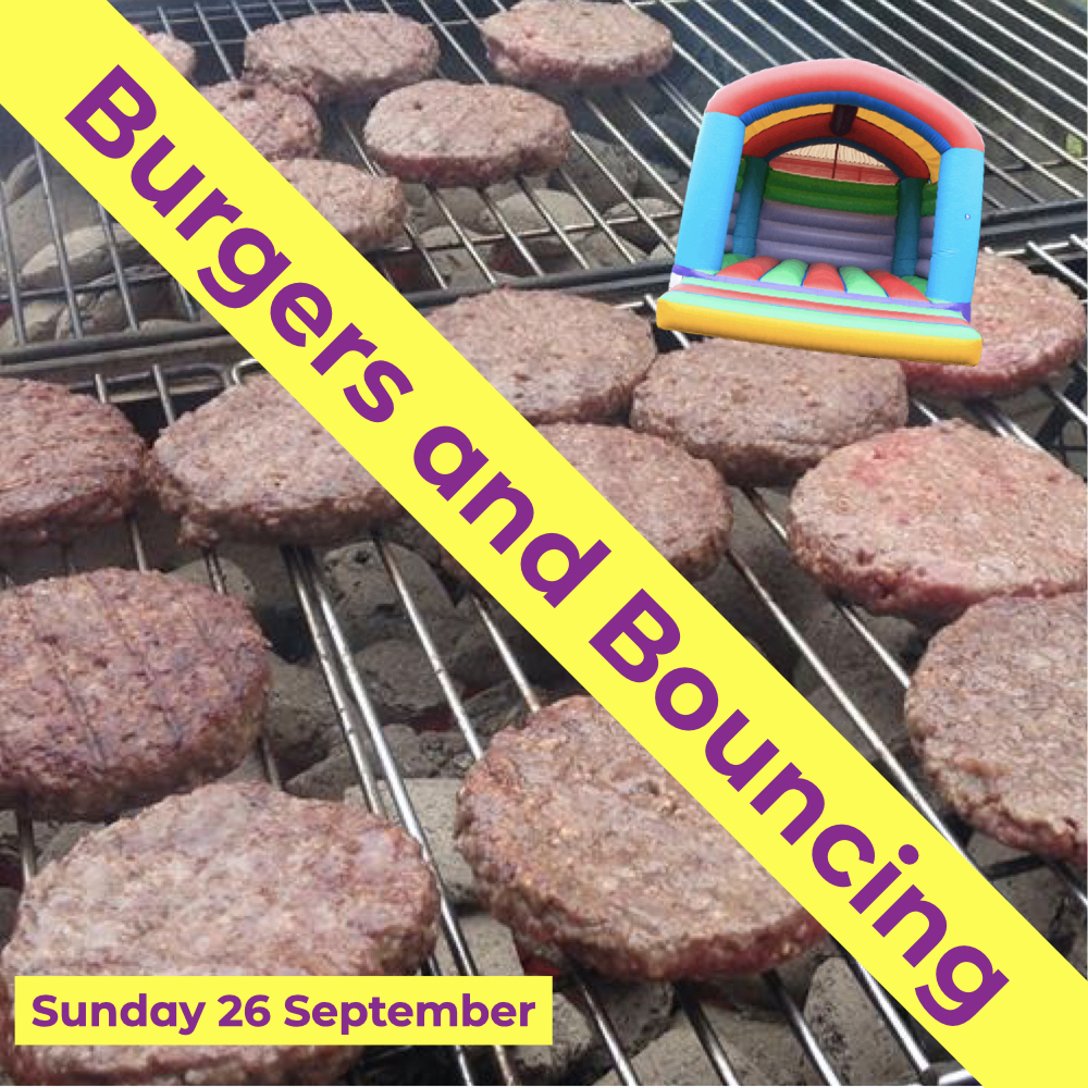 Burgers and Bouncing