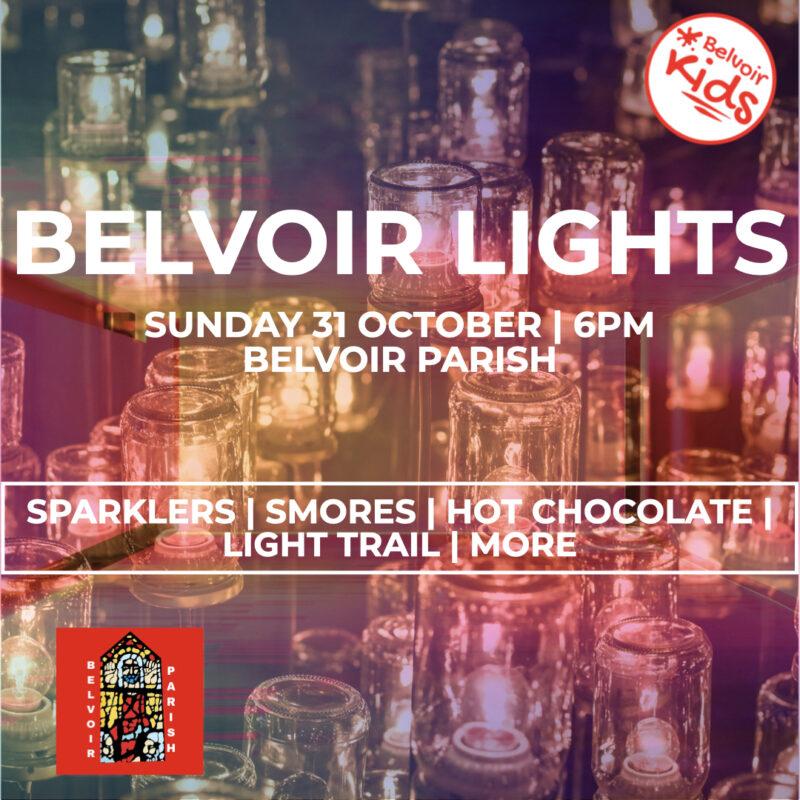 Belvoir Lights