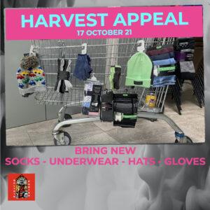 Harvest Appeal 21